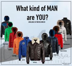 What Kind Of Man Are You?