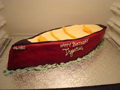 Canoe cake recipes