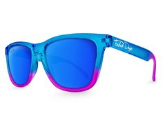 EDM Gem Mirrored Sunglasses – Faded Days