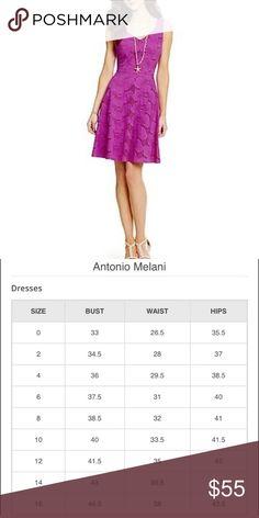 73a30fbf26f ✨Buy 3 Get 1 FREE ✨Antonio Melani Dress NWT