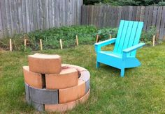 Ana's Adirondack Chair | Do It Yourself Home Projects from Ana White