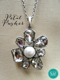 Petal Pusher!  Wear it short or wear long!!  Love it!