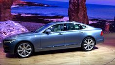 """Welcome to the S90 welcome home to Volvo"" - Thomas Ingenlath SVP Design  #VolvoS90 #NAIAS"