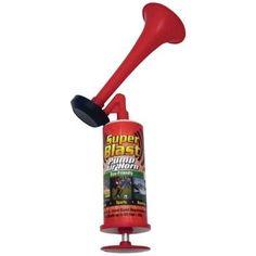 Max Pro Superblast Pump Horn