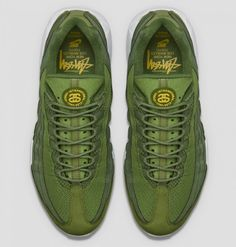 Stussy Nike Air Max 95 | Sole Collector