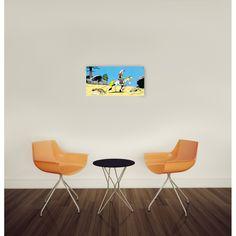 ACHDE - Lucky Luke e Ran Tan Plan #artprints #interior #design #art #print #cartoon  Scopri Descrizione e Prezzo http://www.artopweb.com/categorie/cartoni/EC20834