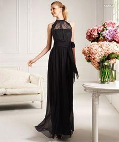 Pronovias 2013 abito cerimonia nero