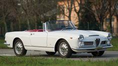 1962 Alfa Romeo 2600 Spider by Touring