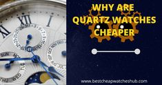 Watches come in all shapes and sizes. Possibly, in particular, is that they come in every price range. Is a cheap quartz watch really worth it? Let's check it out! Best Cheap Watches, Wear Watch, Telling Time, Quartz Watch, Clock, Range, Shapes, Fashion, Watch