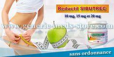 Reductil Sibutrec sans ordonnance, meilleur produit pour perdre du poids sûrement.