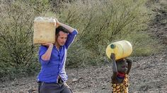 Unterwegs für die Sternsinger: Willi in Kenia