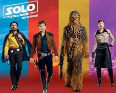 New 'Solo: A Star Wars Story' Posters Revealed