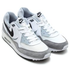 #Nike Air Max Light Essential White/Black/Light Magnet Grey