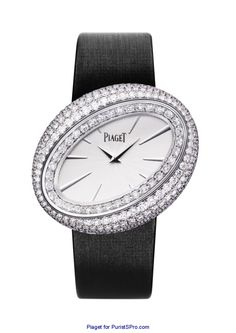 Piaget - It's beginning to look a lot like. Art Deco Watch, Bling Jewelry, Jewellery, Yellow Gold Rings, Watch Brands, Luxury Watches, Bracelet Set, Gold Watch, Diamond Cuts