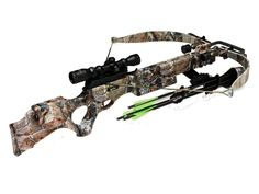 Excalibur Equinox Crossbow Package with Shadow Zone Illuminated Scope Realtree AP HD Camo Crossbow Targets, Diy Crossbow, Crossbow Arrows, Crossbow Hunting, Hunting Gear, Survival Weapons, Survival Gear, Survival Skills, Survival Prepping