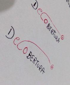 Desenvolvimento - logo #dECObertura