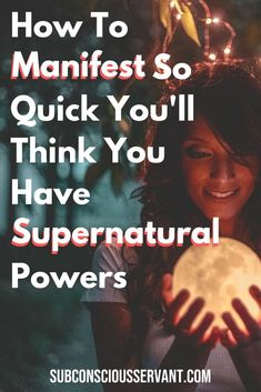 How to manifest so quick you'll think you had super natural powers. So you want to be a manifesting master. You want to know how to manifest so quick, you'll think you have supernatural powers. Well I have good news. Manifestation Meditation, Manifestation Journal, Manifestation Law Of Attraction, Law Of Attraction Affirmations, Spiritual Meditation, Meditation Audio, Guided Meditation, Law Of Attraction Money, Law Of Attraction Quotes