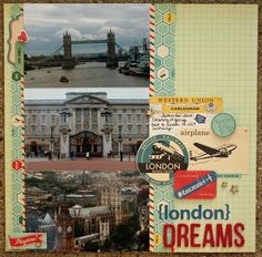 London Dreams......like the layout and 3 photos down the side