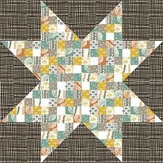 Great quilting pattern!