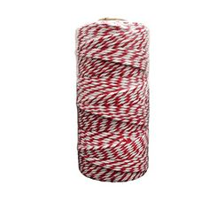 WeGlow International 35TW11 Red Bakers Twine 110 Yards Novelty * Want to know more, click on the image. (Note:Amazon affiliate link)