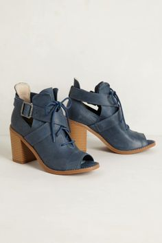 Field Day Booties - Anthropologie.