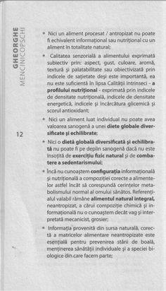 G.Mencinicopschi Biblia Alimentară Bible, Food