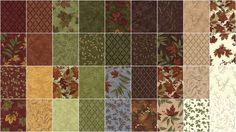 Country Road Layer Cake - Holly Taylor - Moda Fabrics — Missouri Star Quilt Co.