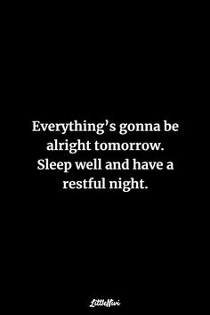 110+ Good Night Quotes, Messages & Sayings with Beautiful Images - LittleNivi