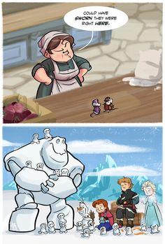 Frozen Funny, Cute Frozen, Frozen Stuff, Frozen Art, Disney Frozen, Disney Dream, Disney Love, Disney Magic, Disney Art