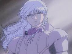 Berserk - Griffith - He's so pretty I'm gonna die!