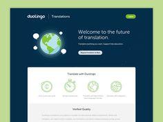 Duolingo Translations by Sean Chin for Duolingo