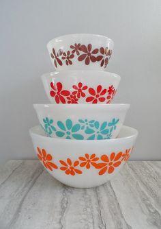 agee bowl set. | Flickr - Photo Sharing!