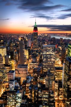 Empire State, Manhattan, NYC