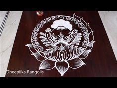 Rangoli is an artistic creation with rice flour that is made outside the front entrance of the house It is usually done by the women flok of the house early . Easy Rangoli Patterns, Easy Rangoli Designs Videos, Indian Rangoli Designs, Rangoli Designs Latest, Simple Rangoli Designs Images, Rangoli Designs Flower, Rangoli Colours, Rangoli Border Designs, Rangoli Ideas