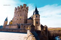 Alcázar of Segovia #Spain #Europe #landscape #photography #travel