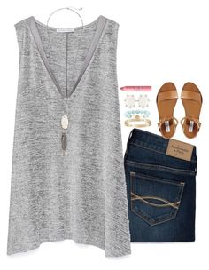 Going to the state fair today!!! by thedancersophie on Polyvore featuring Zara, Abercrombie & Fitch, Steve Madden, Kendra Scott, Devoted, Cartier and tarte