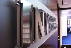 metal signs, office design sign, vintage metal signs, custom metal signs,office door sign