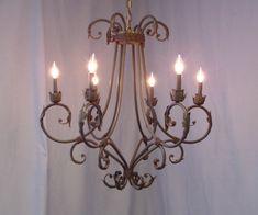 Lampade A Sospensione Allaperto : Immagini incredibili di lampadari in ferro battuto nel