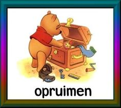 dagritmekaarten uploaded this image to 'Winnie the Pooh/thuis'. See the album on Photobucket. Eeyore, Tigger, Daily Schedule Cards, Disney Animated Movies, Winnie The Pooh Friends, Pooh Bear, Disney Animation, Animation Movies, My Childhood