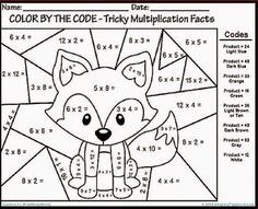11 best math coloring worksheets images on pinterest teaching math