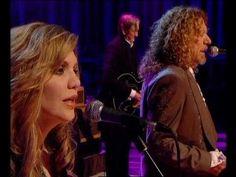 Robert Plant & Alison Krause Killing the Blues
