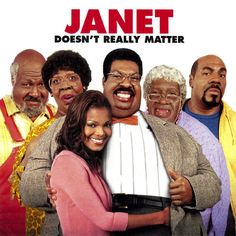 """Janet Jackson, """"Doesn't Really Matter"""""""