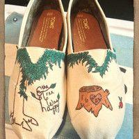 The Loving Stump TOMS