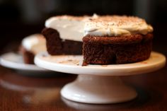 Carrot Cake: Tarta Pringosa de Chocolate