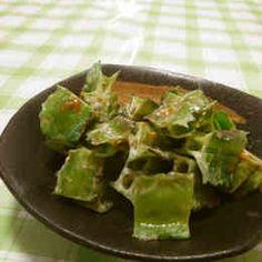 四角豆の味噌マヨ和えのつくれぽ 【クックパッド】 簡単おいしいみんなのレシピが317万品