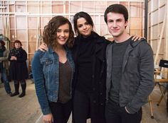 Selena Gomez and the Cast of 13 Reasons Why Get Matching Tattoos: What Their Semicolons Mean