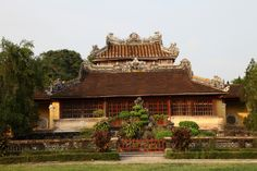 View top-quality stock photos of Exterior Of The Mieu Temple Inside The Imperial Citadel Hue Vietnam. Find premium, high-resolution stock photography at Getty Images. Ao Dai, Hue, Vietnam, Temple, Walking, Exterior, Cabin, Stock Photos, House Styles