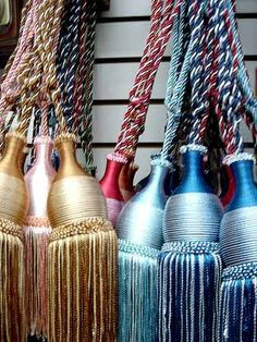How To: Make Your Own Tassel