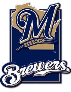 Milwaukee Brewers 3D plaque (Target)