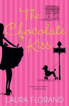 The Chocolate Kiss by Laura Florand.  Review on Mina's Bookshelf http://www.goodreads.com/review/show/410179570